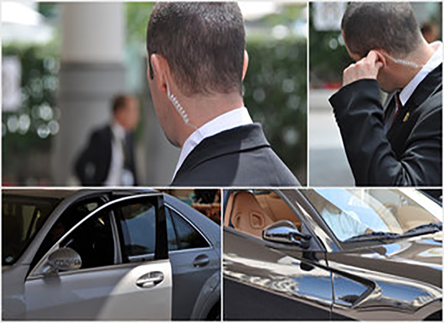 CLOSE PROTECTION  ISTANBUL