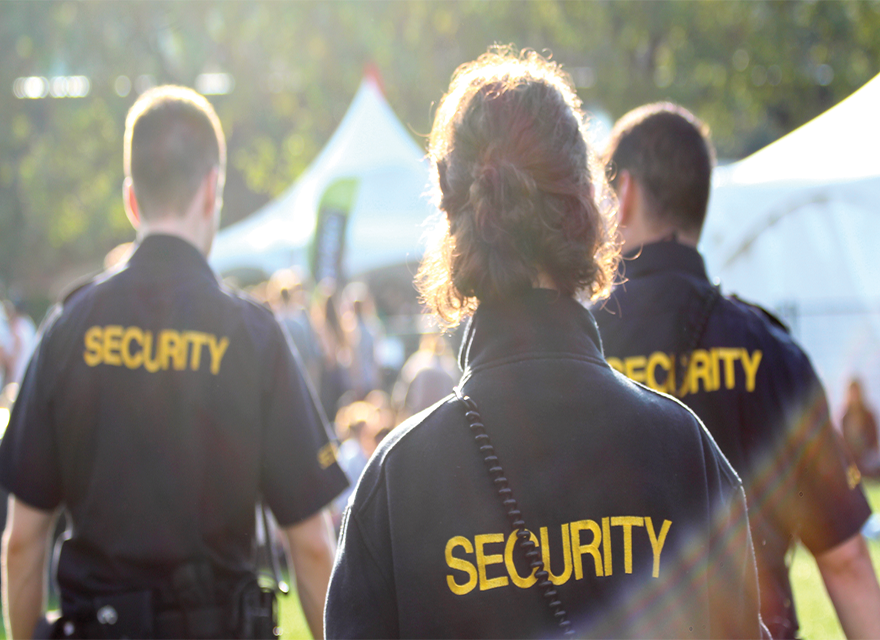 EVENT SECURITY  ISTANBUL